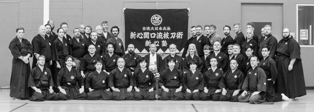 2018 Gasshuku Group